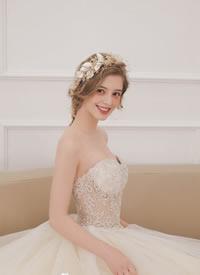 新娘造型  也是生活妆容的衍生