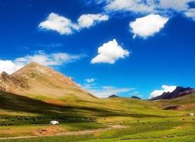 西藏,夏天的圣湖美不胜收的美景图片欣赏