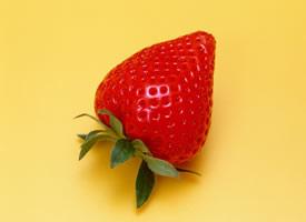 一组超清晰的草莓特写图片欣赏