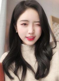 韩国女生甜美清新的日常发型图片欣赏