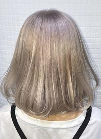 一组简单好打理的短发女生发型发色参考