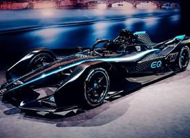 超帅的奔驰EQ Formula E 车队的 Formula E project