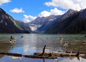 清新唯美西藏自然风光图片桌面壁纸