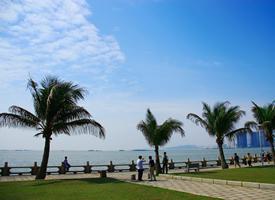 珠海城市風景圖片桌面壁紙欣賞