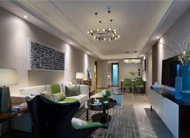 """3室2厅2卫,以富有想象力的""""绿野仙踪""""主题诠释宅间环境"""