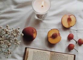 桃子可以补心、生津、解渴、消积,被人们称为肺之果