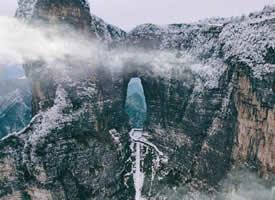 張家界的自然風光美景圖片欣賞