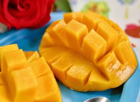 芒果又香又好吃加上美味的果肉