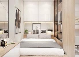 25平小公寓緊湊型裝修效果圖欣賞