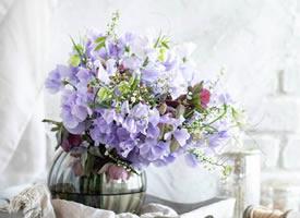 一组看到就会让人心情大好的花束图片欣赏