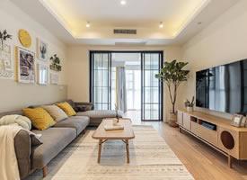 90㎡北欧风格家居装修设计图片欣赏