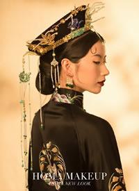 中式古风造型,传递意境美