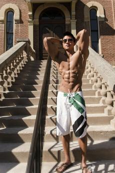歐美肌肉型男誘人內褲高清寫真圖片