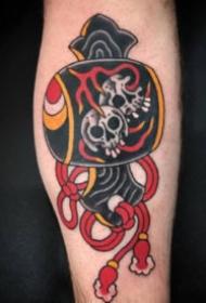 原汁原味的日式老传统纹身图案9张