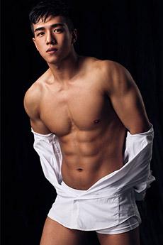 晏人物肌肉帅哥Timothy大胆写真摄影展示完美性感好身材