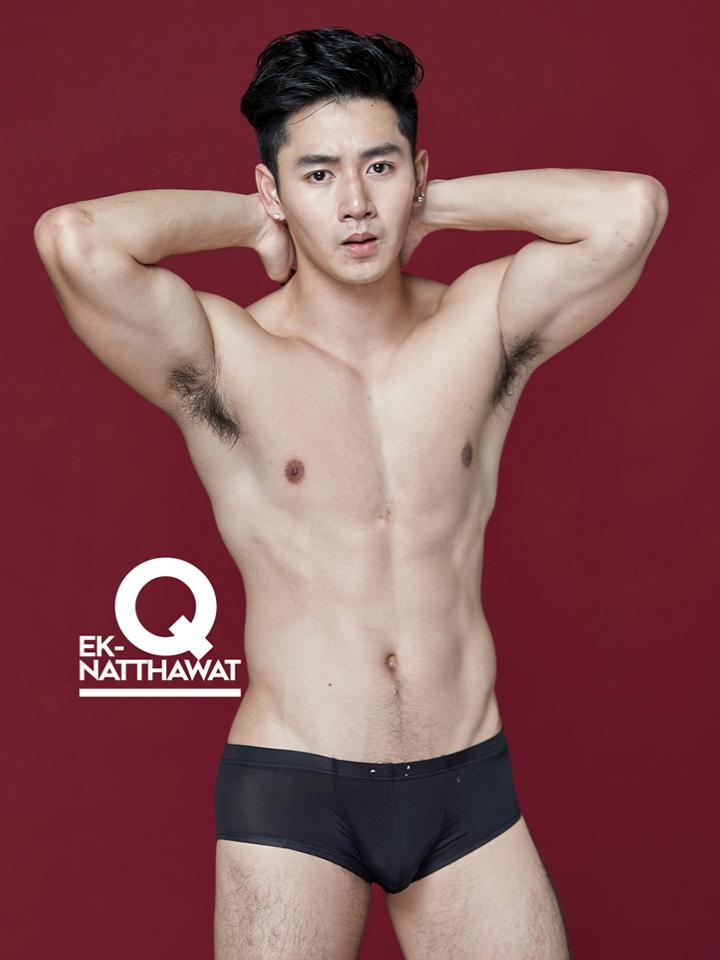 高顏泰國男模肌肉帥哥值完美身材攝影寫真集