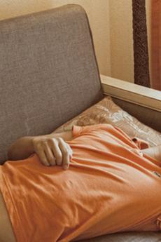 韓國國民老公宋仲基慵魅力迷人寫真攝影圖片