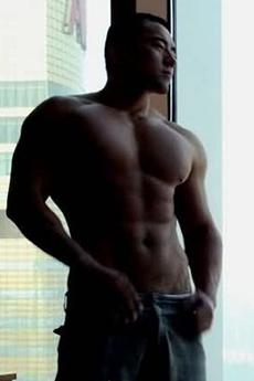帅气性感的两个肌肉帅哥艺术写真图片