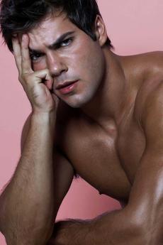 帥氣性感的歐美肌肉帥哥誘人攝影寫真圖片欣賞