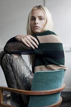 性感欧美男模人妖安德烈皮吉斯帅气写真图片