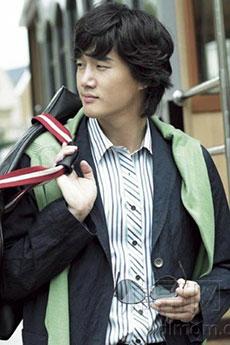 帥氣迷人的韓國帥哥Yoo Ji-tae劉智泰寫真圖片