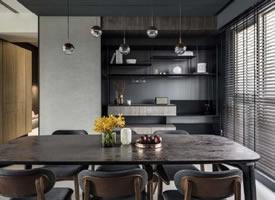 142㎡现代简约舒适的家装修效果图