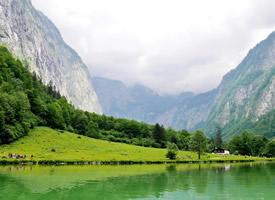 一组秀丽山水风景高清图片欣赏