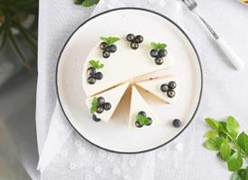 一组超级美丽的小清新感蛋糕图片