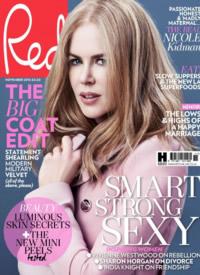 妮可·基德曼性感杂志封面写真图片