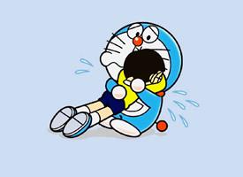 哆啦A夢可愛卡通圖片手機壁紙