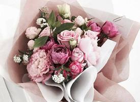 每天一束美美的花束都会带来好心情