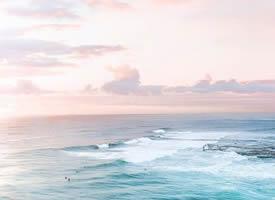 一组浪漫的海边美景图片欣赏
