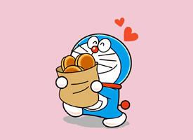 哆啦A夢可愛萌系手機壁紙圖片