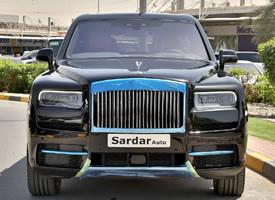 勞斯萊斯 庫里南終極奢華的SUV