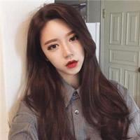 韩国女神范微信头像图片欣赏