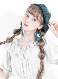 仙女品牌mayla classic的蝴蝶结配饰,甜到心坎儿
