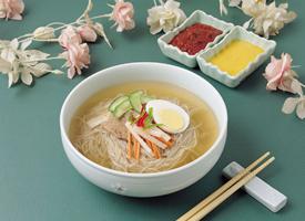 江南传统面食小吃阳春面图片欣赏