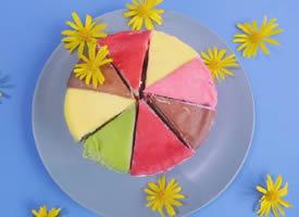 一组颜值超高的千层蛋糕图片欣赏