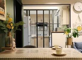 65平小家现代风格,从客厅美到卧室
