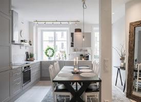 斯德哥尔摩71m²现代简约公寓图片欣赏