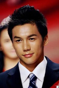 中国男模徐剑帅气写真图片
