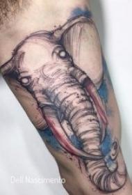 动物纹身图案 10款不同种类的动物纹身图案