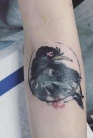 中国风纹身图案 10款人物及动物的中国风纹身图案