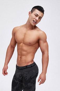 緊身衣健身肌肉帥哥藝術圖片7張