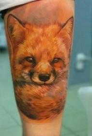 纹身图案动物  生动而又写实的动物纹身图案8张