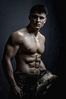 欧美肌肉男人 6组欧美帅哥的大肌肉展示图片欣赏