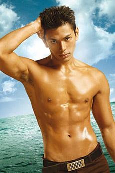 菲律宾帅哥 6张好看的菲律宾帅哥图片