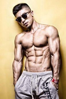 中国男模内裤帅哥艺术图片