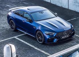 一套哑光蓝AMG gt63s 图片欣赏