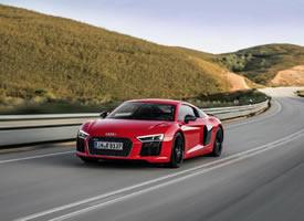 敬每个人心目中的超级跑车。Audi R8